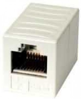 Coupler for Patch Cords - shielded
