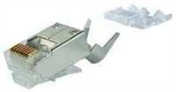 RJ45 Plugs (shielded and unshielded) and Cable Boots