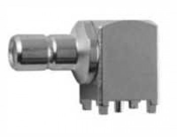 Angle Receptacle in SMT