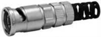 BNC EasyGrip Straight Plug Crimp